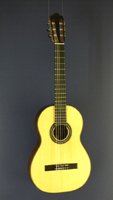 Dominik Wurth Classical Guitar, spruce, rosewood, scale 65 cm, year 2009