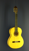 Gerhard Schnabl Classical Guitar, spruce, maple, scale 64,4 cm, year 2000
