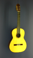 Jens Towet Classical Guitar, spruce, wenge, scale 65 cm, year 2002