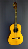 Jens Towet Classical Guitar, cedar, rosewood, scale 65 cm, year 2007