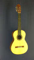 Rolf Eichinger Classical Guitar, Torres Model, spruce, rosewod, scale 64 cm, year 2006