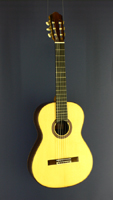 Rolf Eichinger Classical Guitar, spruce, rosewood, scale 64 cm, year 2007