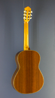Rolf Eichinger Classical Guitar, sitka-spruce, rosewood, scale 64 cm, year 2008, back