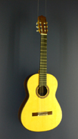 Rolf Eichinger Classical Guitar, Taller, spruce, rosewood, scale 65 cm, year 2006
