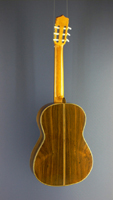 Rolf Eichinger Classical Guitar, Taller, spruce, rosewood, scale 65 cm, year 2006, back