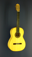 Tobias Berg Classical Guitar, spruce, maple, scale 65 cm, year 2001