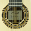 Dominik Wurth Classical Guitar cedar, rosewood, year 2014, rosette, label