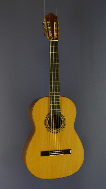 Dominik Wurth classical guitar cedar, rosewood, year 2013