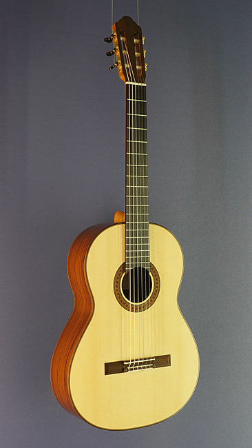 Jochen Rothel Luthier Guitar spruce, Madagascar rosewood, year 2017
