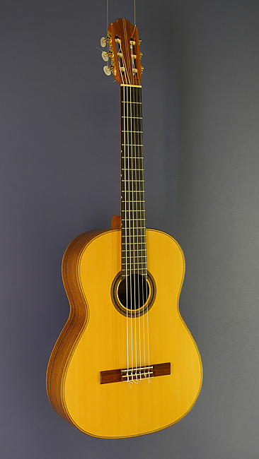 Kenneth Hill model Munich classical guitar spruce rosewood, year 2000