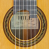 KKenneth Hill Performance, classical guitar, Double top cedar, rosewood, scale 64 cm, year 2014, rosette, label