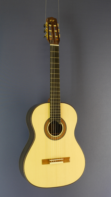Stefano Robol Luthier guitar spruce, rosewood, year 2014