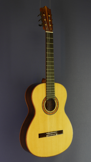 Thomas Friedrich Luthier guitar spruce, rosewood, year 2015