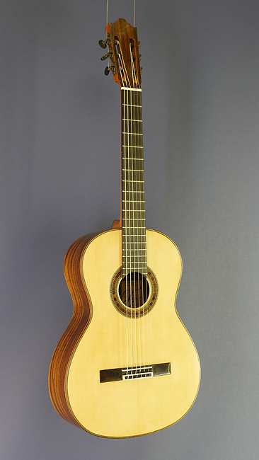 Thomas Friedrich Luthier guitar spruce, rosewood, year 2016