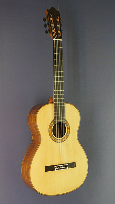 Thomas Friedrich Luthier guitar spruce, rosewood, year 2017