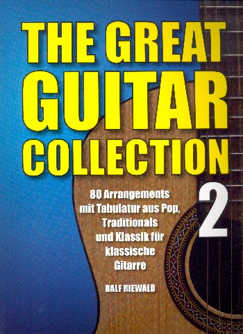 The Great Guitar Collection Vol. 2