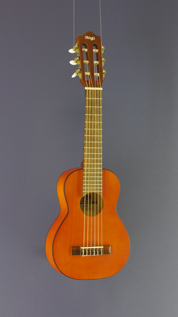 Stagg Guitalele, Travel guitar, scale 43 cm