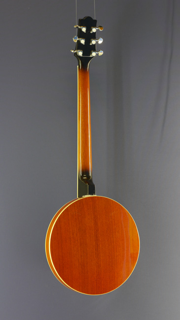 Stagg Guitar-Banjo, back view