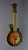 Gold Tone Guitar-Mandolin, F-Style Mando-Guitar with solid spruce top and maple on back and sides, with pickup, octaved guitar tuning