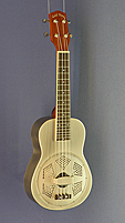 Goldtone Resouke, Dobro-Ukulele made of steel, scale 37 cm