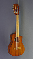 Leho Tenor Ukulele 8-string with pickup