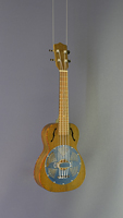 Resonator-Ukulele, Leho, Tenor model