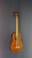 Korala Bass-Ukulele, mahogany, with pickup