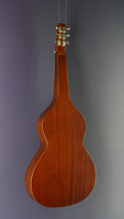 Weissenborn, Hawaiian Style Slide-guitar, back view