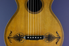 Stephan Thumhart, antique guitar built in 1832